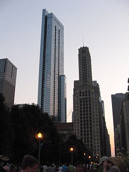 The Legacy at Millennium Park in 2009.