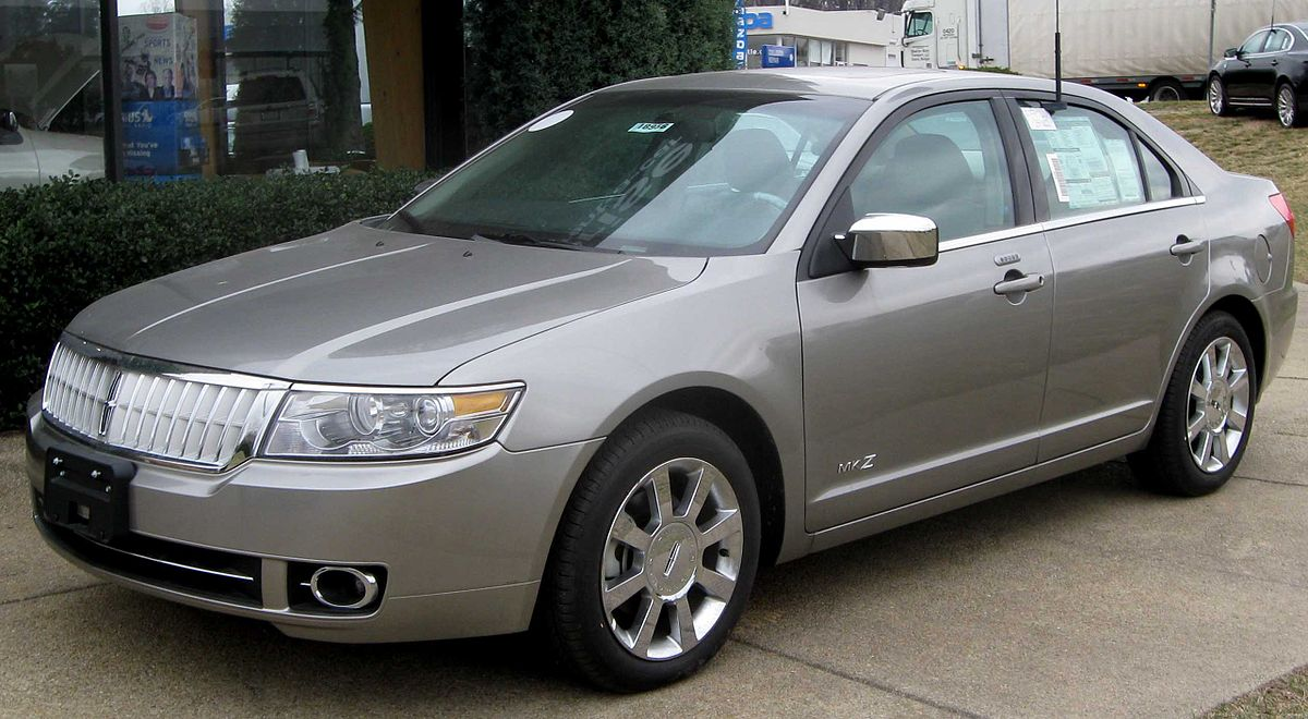 Px Lincoln Mkz on 2004 Mercury Milan