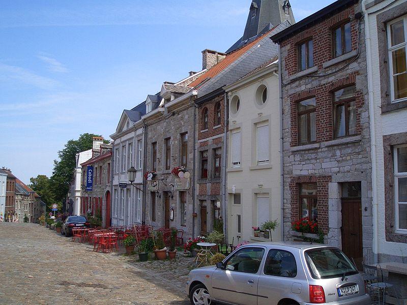 Place Saint-Goerges in Limbourg, Belgium
