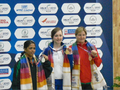 2010 CWG 50 metre rifle prone singles women.png