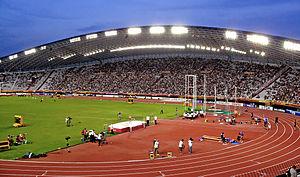 Stadion Poljud - 2010 IAAF Continental Cup