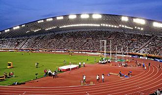 2010 IAAF Continental Cup - Image: 2010 IAAF Continental Cup Poljud, Split