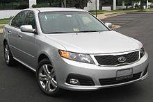 Kia Optima SX (US; Facelift)