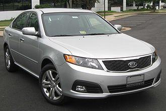Kia Optima - Kia Optima SX (US; facelift)