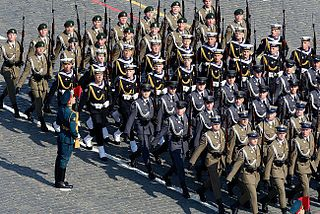 Representative Honor Guard Regiment of the Polish Armed Forces