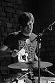2011 Jazzpospolita live at Alchemia – Wojciech Oleksiak (4) bw.jpg