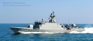 <i>Yoon Youngha</i>-class patrol vessel Ship class