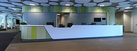 20120623 Receptie Belastingdienst DUO kantorencomplex Kempkensberg Groningen NL.jpg