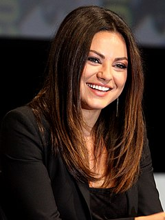 Mila Kunis på San Diego Comic-Con International 2012.
