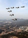 2015.2.25 공군 특수비행팀 블랙이글 Black Eagles of ROK AirForce (16503966207).jpg