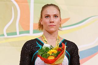 Ksenia Afanasyeva Russian artistic gymnast