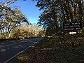 2016-10-25 10 02 36 Sign for The Oaks Overlook along Shenandoah National Park's Skyline Drive in Rockingham County, Virginia.jpg