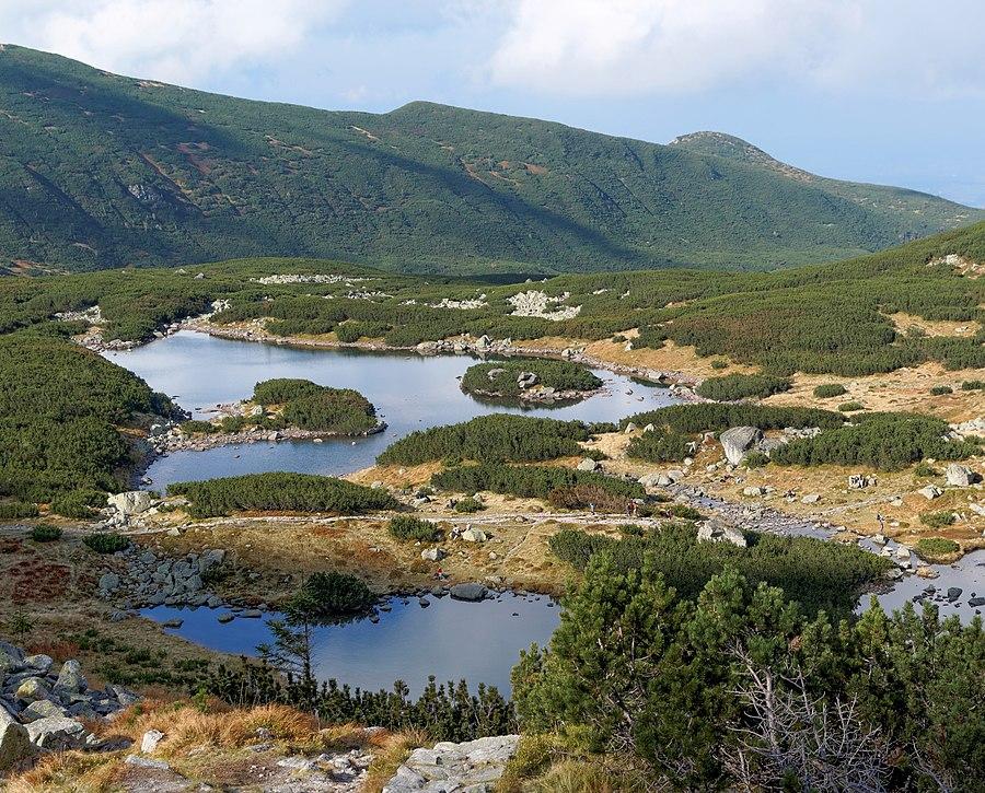 Kurtkowiec Lake