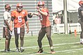 2016 Cleveland Browns Training Camp (28074977774).jpg