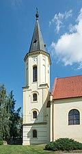 2016 Kościół św. Jana Ewangelisty w Niedźwiedniku 5.jpg