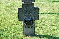 2017-09-28 GuentherZ Wien11 Zentralfriedhof Gruppe97 Soldatenfriedhof Wien (Zweiter Weltkrieg) (007).jpg