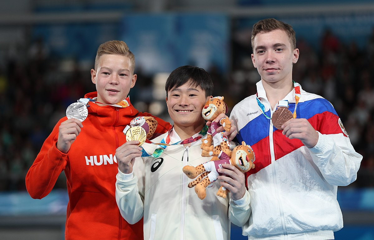 Gymnastics at the 2018 Summer Youth Olympics – Boys' floor ...