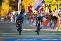 20180928 UCI Road World Championships Innsbruck Men under 23 Road Race Lambrecht Hanninen 850 0848.jpg