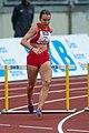 2018 DM Leichtathletik - 400-Meter-Huerden Frauen - Annina Fahr - by 2eight - DSC7156.jpg