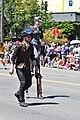 2018 Fremont Solstice Parade - 156-steampunk contingent, stilter (43391892262).jpg