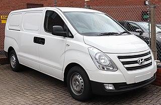 Hyundai Starex Motor vehicle