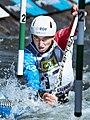 2019 ICF Canoe slalom World Championships 082 - Cédric Joly (cropped).jpg