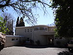 Type of site: House. Possibly the first Pabst house in South Africa built for Dr. and Mrs Jochel, brother-in-law of Mr. Cohen the founder of Northcliff. Built in the International Style around 1935.