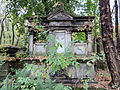 251012 Detail of tombstones at Jewish Cemetery in Warsaw - 48.jpg