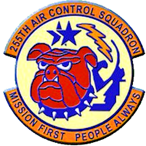 Gulfport Combat Readiness Training Center - Image: 255th Air Control Squadron Emblem