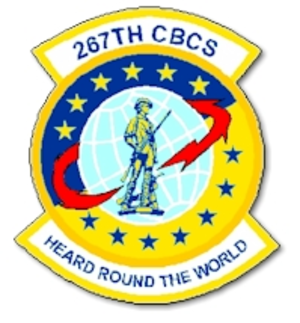 267th Combat Communications Squadron - 267th Combat Communications Squadronemblem