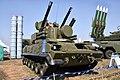 2S6M1 Tunguska-M1 SAM-system at MAKS-2011.jpg