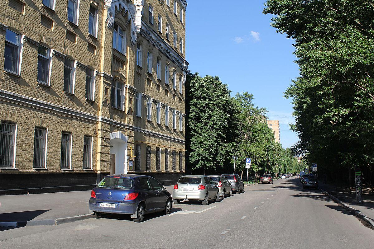 Павловский 2-й переулок, house 26 многоквартирный дом