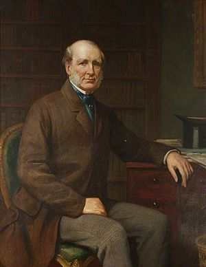 Rowland Hill, 2nd Viscount Hill - Rowland Hill by Eden Upton Eddis (Shropshire Museums Collection)