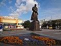 4. Пам'ятник поету Т.Г. Шевченку, Рівне.JPG