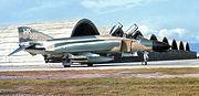 480th Tactical Fighter Squadron McDonnell F-4D-31-MC Phantom 66-7733 Phu Cat AB RVN 1969