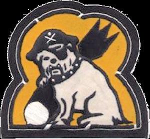 494th Bombardment Squadron - Emblem of the 494th Bombardment Squadron