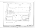50-52 North Commercial Street (Commercial Building), Mobile, Mobile County, AL HABS ALA,49-MOBI,145- (sheet 2 of 9).png