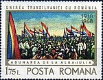 50 years from the union of Transilvania with Romania.jpg