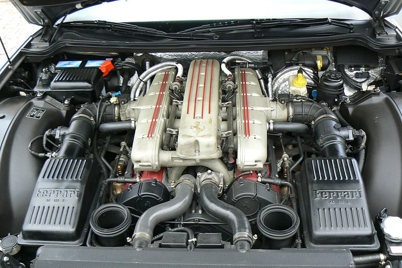 File:550maranello-engine.jpg