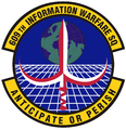 609 Information Warfare Sq emblem.png
