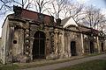 6414 Kościół i cmentarz Jelenia Góra - Cieplice. Foto Barbara Maliszewska.JPG