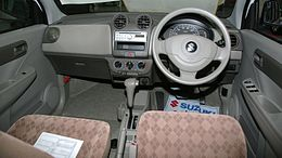 6th generation Suzuki Alto interior.jpg