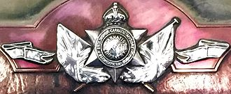 73rd Carnatic Infantry - Insignia of the 73rd Carnatic Infantry