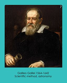 7 Galileo Galilei