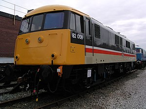 82008 at Crewe Works.JPG