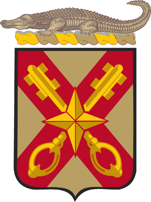 927th Combat Service Support Battalion - Image: 927 Spt Bn Co A