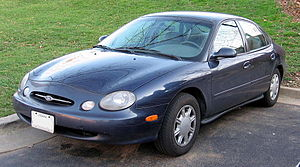 Ford Taurus (third generation) - 1998–1999 Taurus sedan