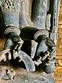 9th to 13th century temple parts and artwork, Kolanupaka museum, Telangana India - 39.jpg