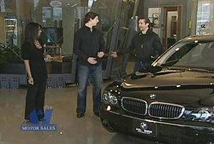 2007–08 Pittsburgh Penguins season - Colby Armstrong and Maxime Talbot appear in a commercial for a Pittsburgh-based luxury car dealership.