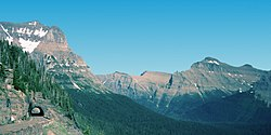 A013, Glacier National Park, Montana, USA, 1996.jpg